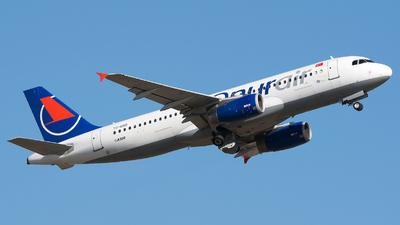 TC-OBO - Airbus A320-232 - Onur Air