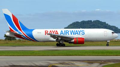 A picture of 9MRXA - Boeing 767223(BDSF) - Raya Airways - © Ahmad Sallehuddin A.Sahak