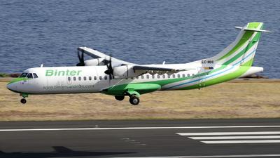 A picture of ECMHI - ATR 72500 - [0879] - © Stefan Bratner