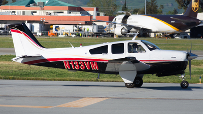 N133VM - Beechcraft F33A Bonanza - Private