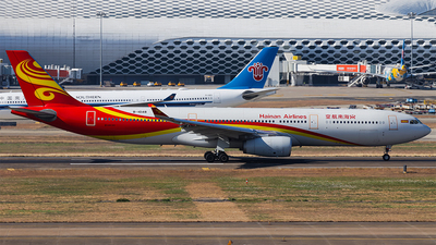 B-1048 - Airbus A330-343 - Hainan Airlines