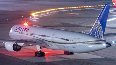A picture of N29961 - Boeing 7879 Dreamliner - United Airlines - © Hiro