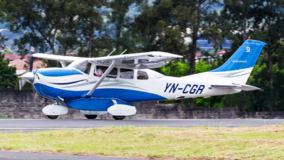 YN-CGR - Cessna 206H Stationair - Private