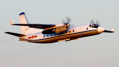 54012 - Xian Y-7-100C - China - Air Force
