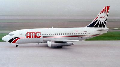 SU-AYK - Boeing 737-266(Adv) - AMC Airlines