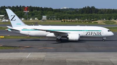 A picture of JA822J - Boeing 7878 Dreamliner - ZIPAIR - © HIroki Manabe