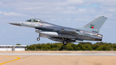 15143 - General Dynamics F-16AM Fighting Falcon - Portugal - Air Force