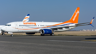 A picture of CGKVL - Boeing 7378FN - [37076] - © Cibulka Tomas