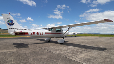 ZK-NSZ - Cessna 152 - Mainland Air