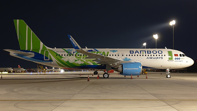VN-A596 - Airbus A320-251N - Bamboo Airways