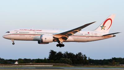 CN-RGT - Boeing 787-8 Dreamliner - Royal Air Maroc (RAM)