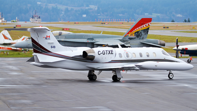 C-GTXE - Gates Learjet 35A - Top Aces