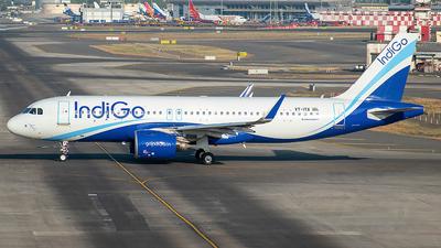 A picture of VTITX - Airbus A320271N - IndiGo - © Sanskar nawani