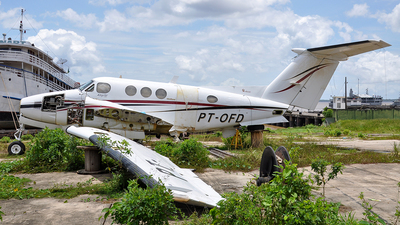 PT-OFD - Beechcraft F90 King Air - Private