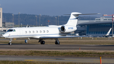 N3788B - Gulfstream G550 - Private