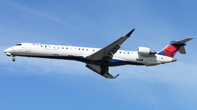 N310PQ - Bombardier CRJ-900LR - Delta Connection (Endeavor Air)