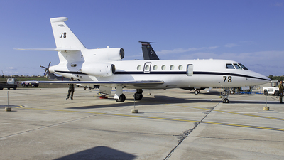 78 - Dassault Falcon 50 - France - Air Force