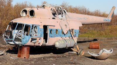 RA-25360 - Mil Mi-8T Hip - Taymir Aircompany