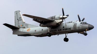 KA2751 - Antonov An-32 - India - Air Force