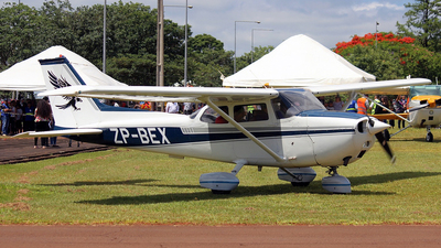 ZP-BEX - Cessna 172 Skyhawk - Private