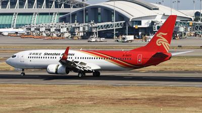 B-5671 - Boeing 737-87L - Shenzhen Airlines