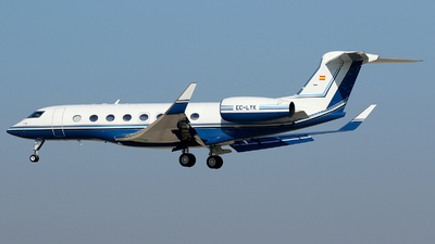 EC-LYK - Gulfstream G650 - Gestair Private Jets