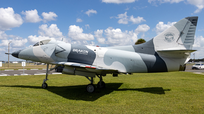 149595 - Douglas A-4C Skyhawk - Draken International