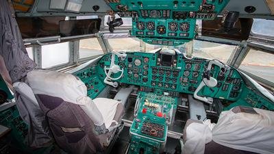 UP-I6209 - Ilyushin IL-62M - Trust Air Company