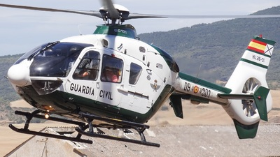 HU.26-01 - Eurocopter EC 135P2 - Spain - Guardia Civil
