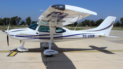 TC-UNB - TL Ultralight TL-3000 Sirius - Private