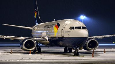 G-JMCU - Boeing 737-301(SF) - West Atlantic Airlines