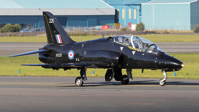 A picture of XX221 - BAe Systems Hawk T1A -  - © Ian Howat