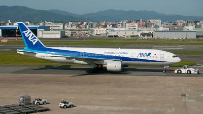 JA707A - Boeing 777-281(ER) - All Nippon Airways (ANA)