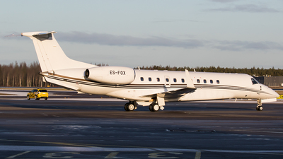 ES-FOX - Embraer ERJ-135BJ Legacy 650 - Private