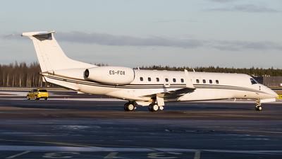 A picture of ESFOX - Embraer Legacy 650 -  - © Teemu Pesonen