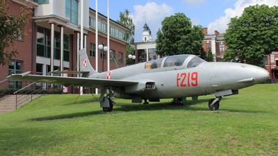 1219 - PZL-Mielec TS-11 Iskra - Poland - Air Force