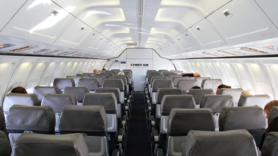 C-FNVK - Boeing 737-2R4C(Adv) - First Air
