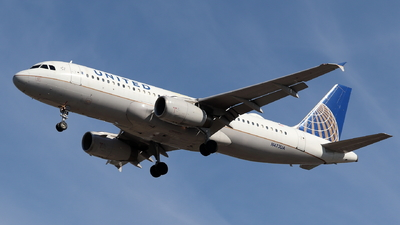A picture of N473UA - Airbus A320232 - United Airlines - © Andriy Yegorov