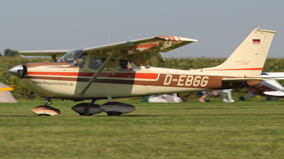 D-EBGG - Reims-Cessna FR172E Reims Rocket - Private