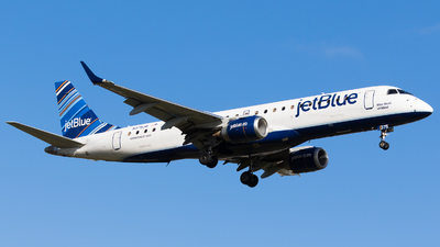 N375JB - Embraer 190-100IGW - jetBlue Airways