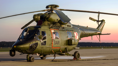 0520 - PZL-Swidnik W3 Sokol - Poland - Air Force
