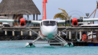 8Q-TMI - De Havilland Canada DHC-6-300 Twin Otter - Trans Maldivian Airways