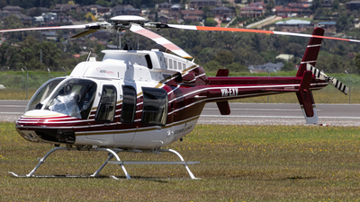 A picture of VHEXV - Bell 407 - [53649] - © Clinton_vern