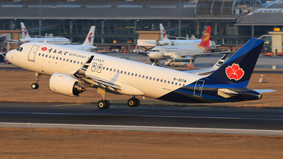 B-307W - Airbus A320-271N - Qingdao Airlines