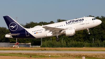 A picture of DAILE - Airbus A319114 - Lufthansa - © Sebastian Sowa