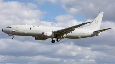 ZP803 - Boeing P-8A Poseidon - United Kingdom - Royal Air Force (RAF)