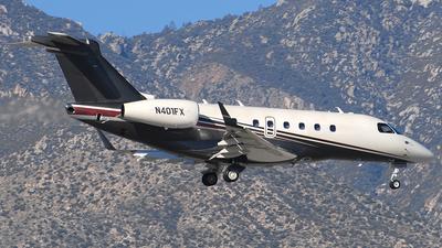 N401FX - Embraer EMB-550 Legacy 500 - Flexjet