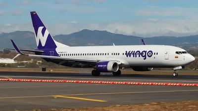 HP-1523CMP - Boeing 737-8V3 - Wingo