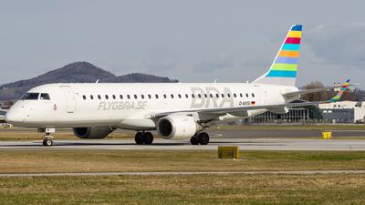 D-AWSI - Embraer 190-100LR - Braathens Regional (German Airways)