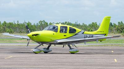 LV-JUB - Cirrus SR22T-GTS G5 Carbon - Private
